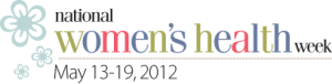 National Womens' Health Week