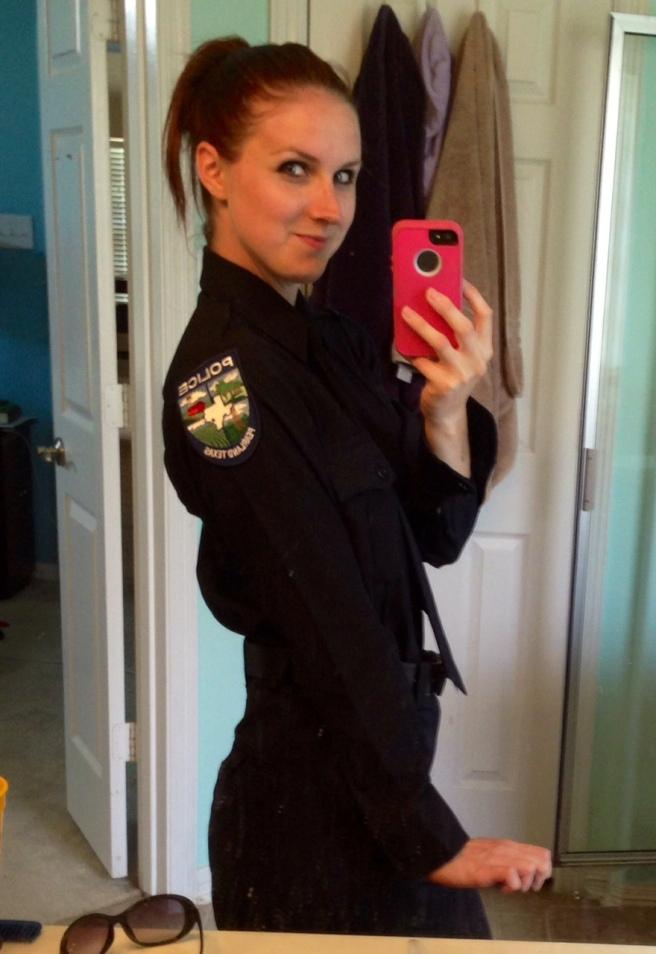 Cadet Jen!